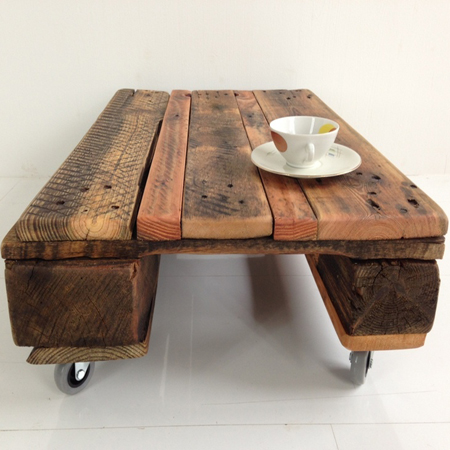 ... wood oil you can shorten the legs on the sideboard to use as a coffee