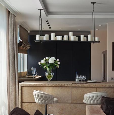 granite stone breakfast bar kitchen counter island
