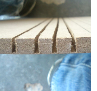 Home Dzine Home Diy How To Bend Or Curve Supawood