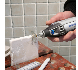 Dremel ceramic tile cutting bit