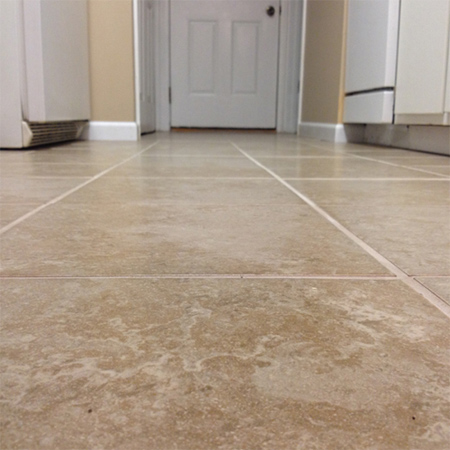 Charming How To Tile A Kitchen Floor
