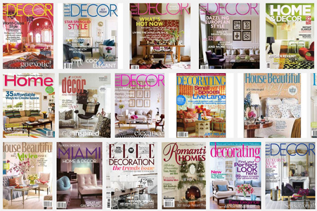 HOME DZINE Home Decor | Interior decorating has come a long way