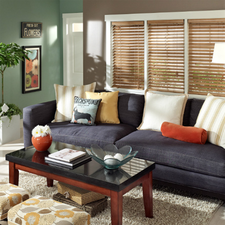 Home dzine home decor decorate a comfortable living room Home dezine