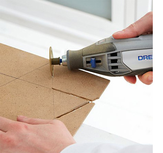 dremel craft ideas home dzine craft ideas festive projects with dremel 1902