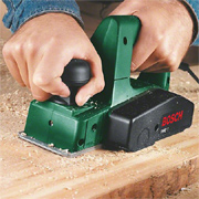 Tips for using an electric planer