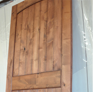 Replace and fit a new front door