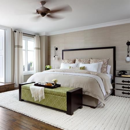 HOME DZINE Bedrooms | How to design and decorate a small bedroom
