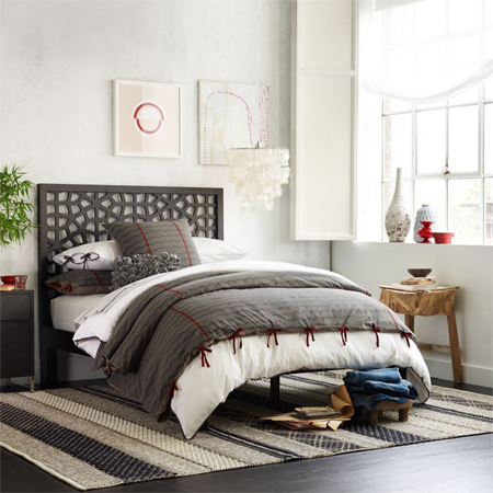 Home Dzine Bedrooms Add Impact To Your Bedroom With A