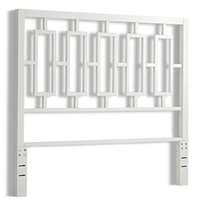 Add impact to your bedroom with a headboard