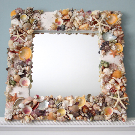 Home dzine craft ideas crafts with seashells - Things to do with seashells ...