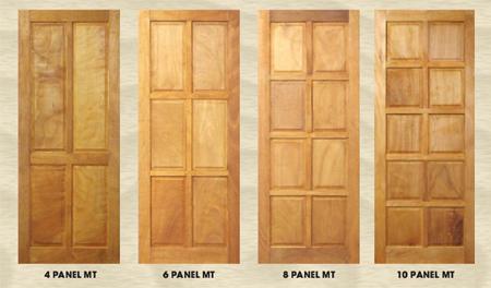 Panel Doors & HOME DZINE Home Improvement   Door options for a home