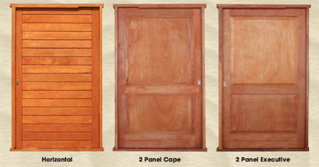 Home Dzine Home Improvement Door Options For A Home