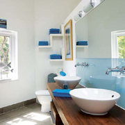 Give your bathroom a 2-day makeover