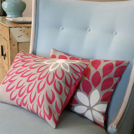 Make your own cushion covers
