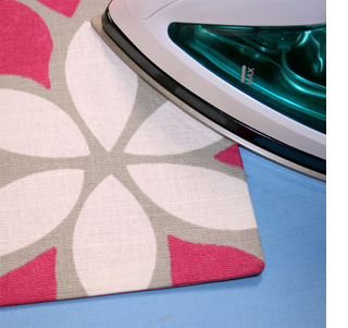 Sew easy to make your own cushion