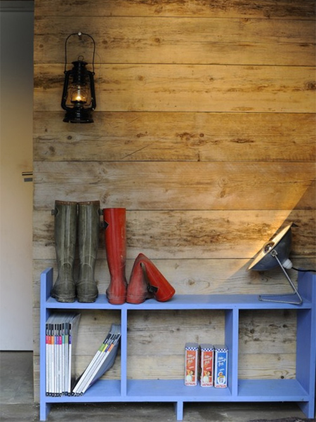 Home Dzine Home Diy Build A Timber Interior Wall