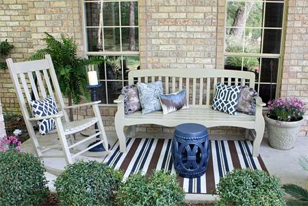 Home Dzine Garden Revamp Patio Furniture