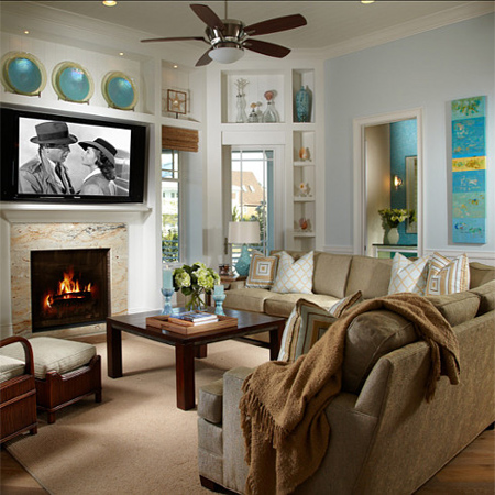 Home Dzine Home Decor Decorate A Holiday Or Vacation Home