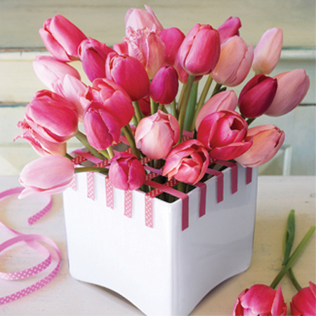Home Dzine Home Decor Decorate Your Home With Spring Flowers