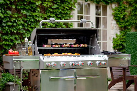 Home Dzine Maintain A Gas Braai For Your Safety