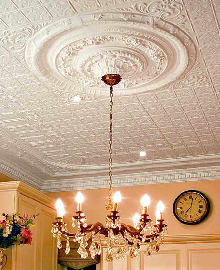 Pressed Ceilings Add Detail To A Home Viral Pictures Of The Day