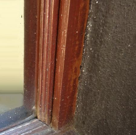 Home Dzine Home Diy Seal Gaps Around Wooden Windows And Doors