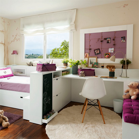 home dzine bedrooms space saving design for childrens bedrooms