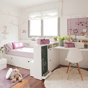 Built in & modular furniture for children's bedrooms
