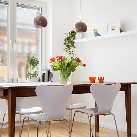 decorating with white living spaces interiors with wood furniture