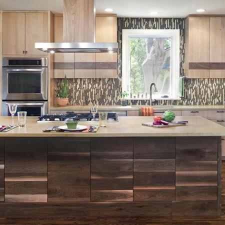 Mosaic Tiles For Kitchen Backsplash At Builders Warehouse
