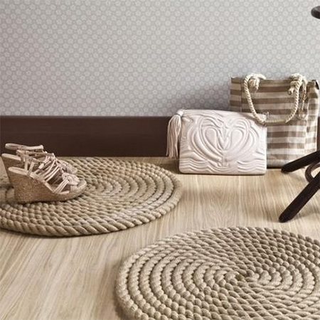 Home Dzine Craft Ideas Ideas For Using Rope In The Home