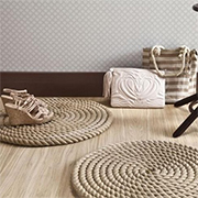 Ideas for using rope in the home