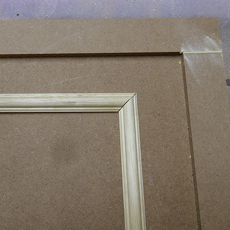 Decorative 3-panel privacy screen