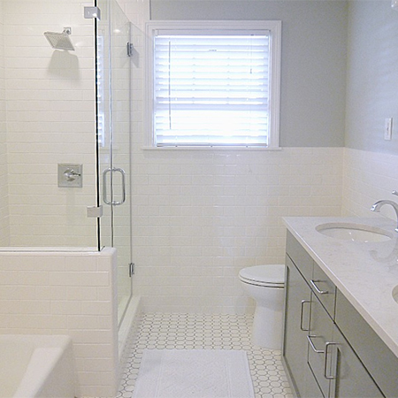 home dzine bathrooms decorate bathroom in rental home