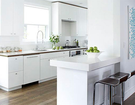 spring summer decorating home ideas white kitchen