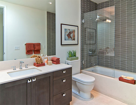 spring summer decorating home ideas bathrooms