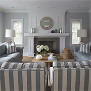 Coastal style with a dash of elegance