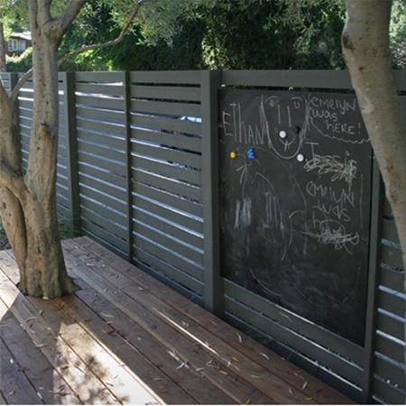 dzine garden disguise or cover vibracrete or precast concrete walls. Black Bedroom Furniture Sets. Home Design Ideas