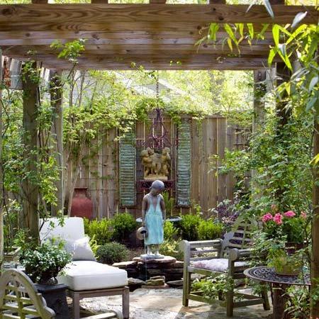 Home Dzine Garden Disguise Or Cover Vibracrete Or