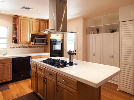 Kitchen renovations that won't break your wallet black kitchen