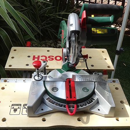 bosch pcm 7 mitre saw from tools 4 wood for diy divas picture frame workshop