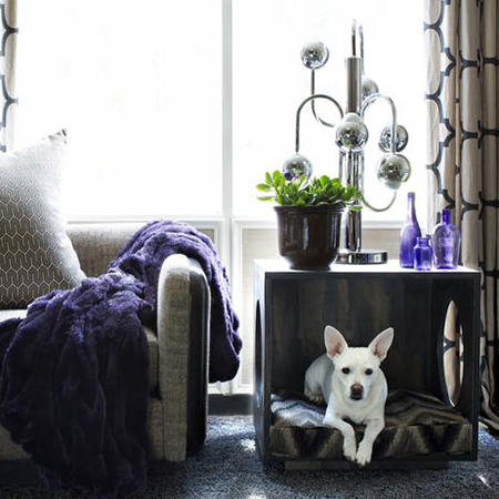 ideas for pet bed table