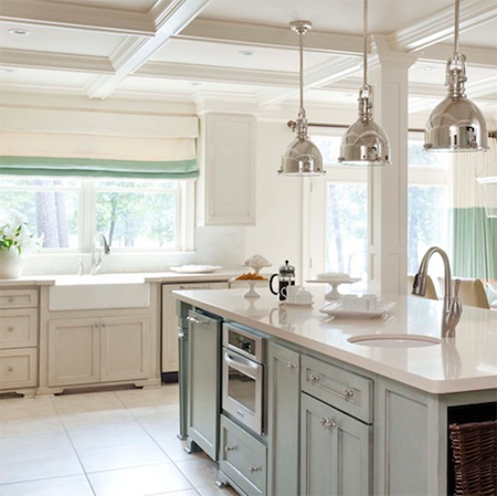 I Have A Plain White Melamine Kitchen My Is Quite Large With Many Cupboards And Deep Drawers The Doors Drawer Fronts Are Without Any