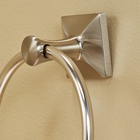 HOME DZINE Bathrooms | Fix up loose bathroom fittings