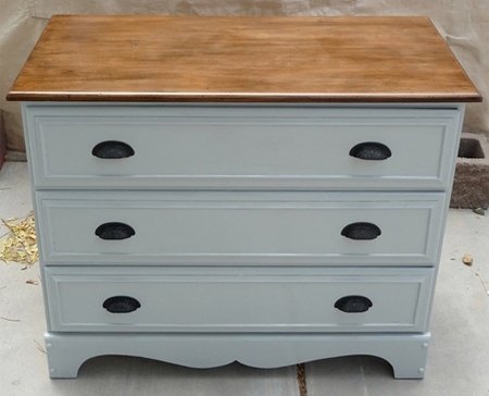 Charmant Add Pine Moulding To Furniture Chest Of Drawers