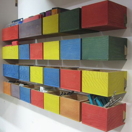 Workshop Plywood Cube Storage System With French Cleat Mounting Buy  Supplies At Builders Warehouse