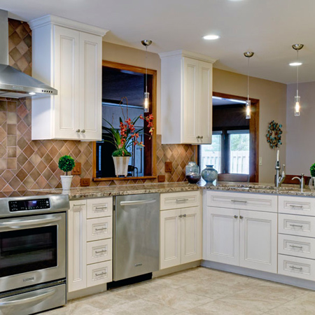 Enlarge Renovate Revamp Tiny Small Kitchen Knock Down Non Load Bearing Walls