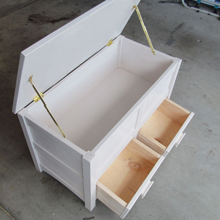 Storage Chest Or Toybox For Nursery Or Bedroom Small Drawer Embly
