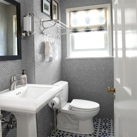 HOME DZINE Bathrooms Bathrooms go from dated to dreamy with