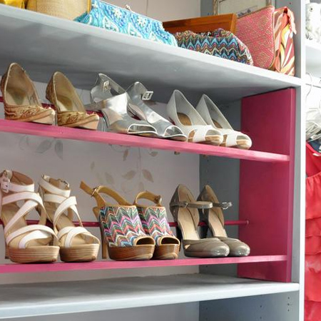 shoe storage ideas diy shelf